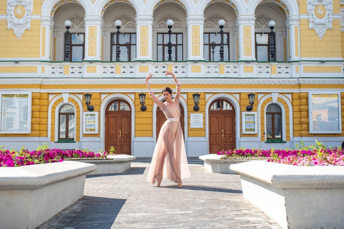 Выставка нижегородского театрального фотографа пройдет под открытым небом