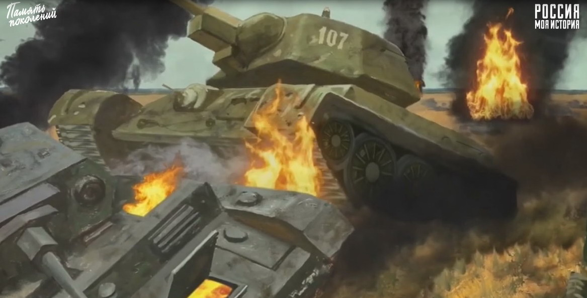 Нижегородцы смогут увидеть выставку оживающих картин о Великой Отечественной войне