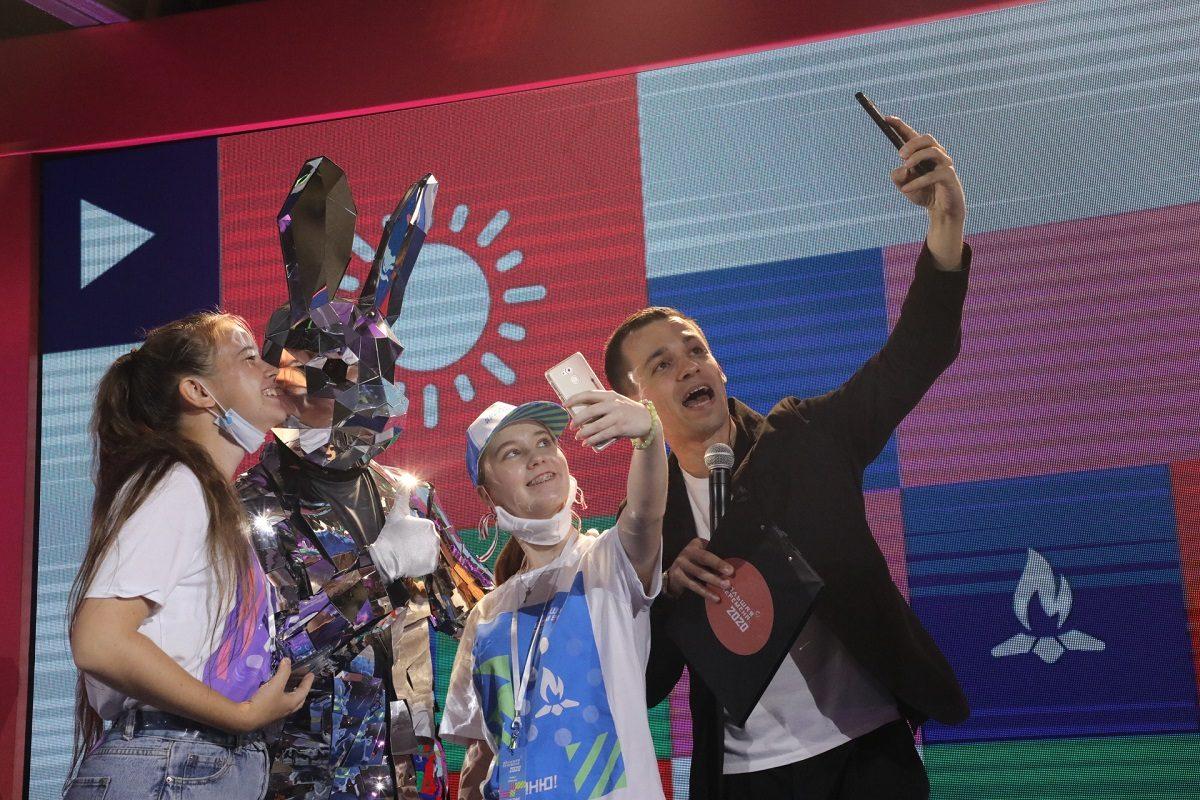 333 школьника встретились в полуфинале «Большой перемены» в Нижнем Новгороде