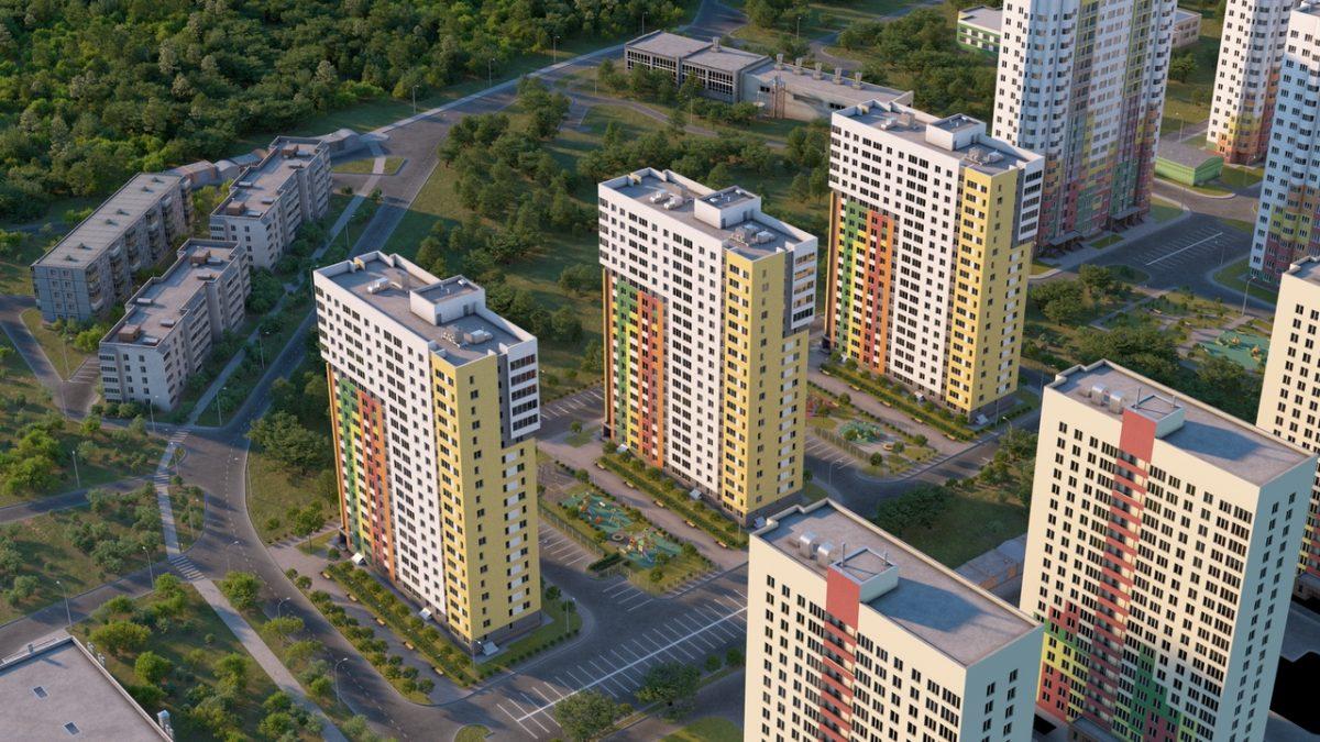Новый жилой комплекс «Подкова на Цветочной» появится в Нижнем Новгороде