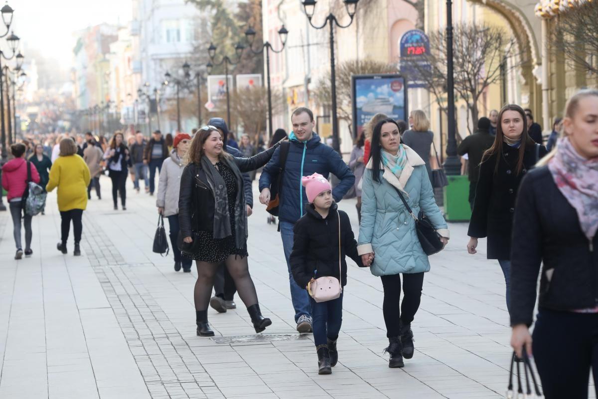 Россия поднялась в рейтинге самых счастливых стран