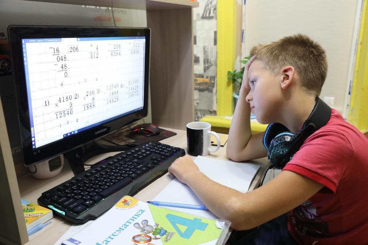 Нижегородских школьников могут снова перевести на удаленку
