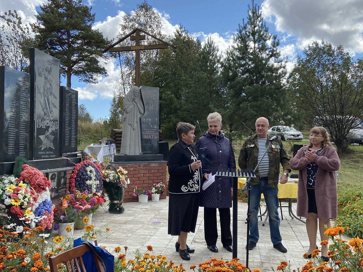 В Дальнеконстантиновском районе почтили память Героя Советского Союза Дмитрия Калинина