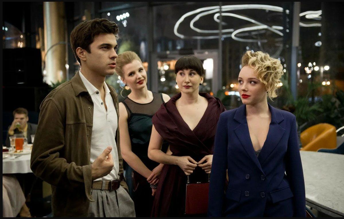 Попали в «Тонкие материи»: нижегородские актрисы снялись в сериале для Первого канала
