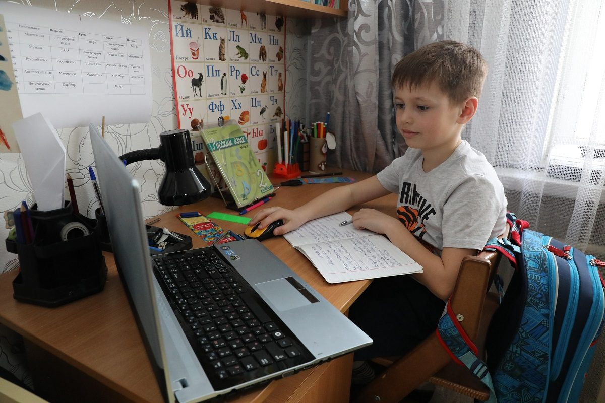 Нижегородским школьникам предлагают принять участие в онлайн-олимпиаде и профориентационных семинарах