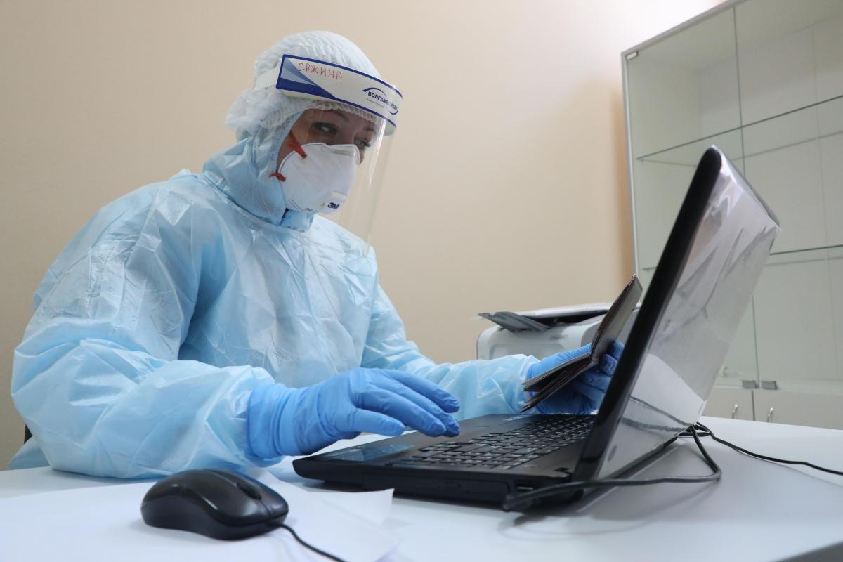 В12 районах Нижегородской области засутки невыявлено новых случаев заражения коронавирусом