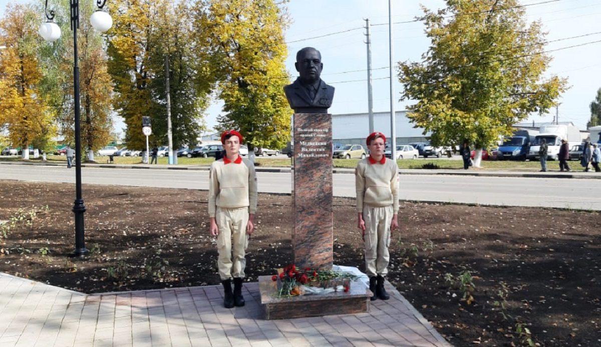Сквер «Памяти иСлавы» появился вПервомайске