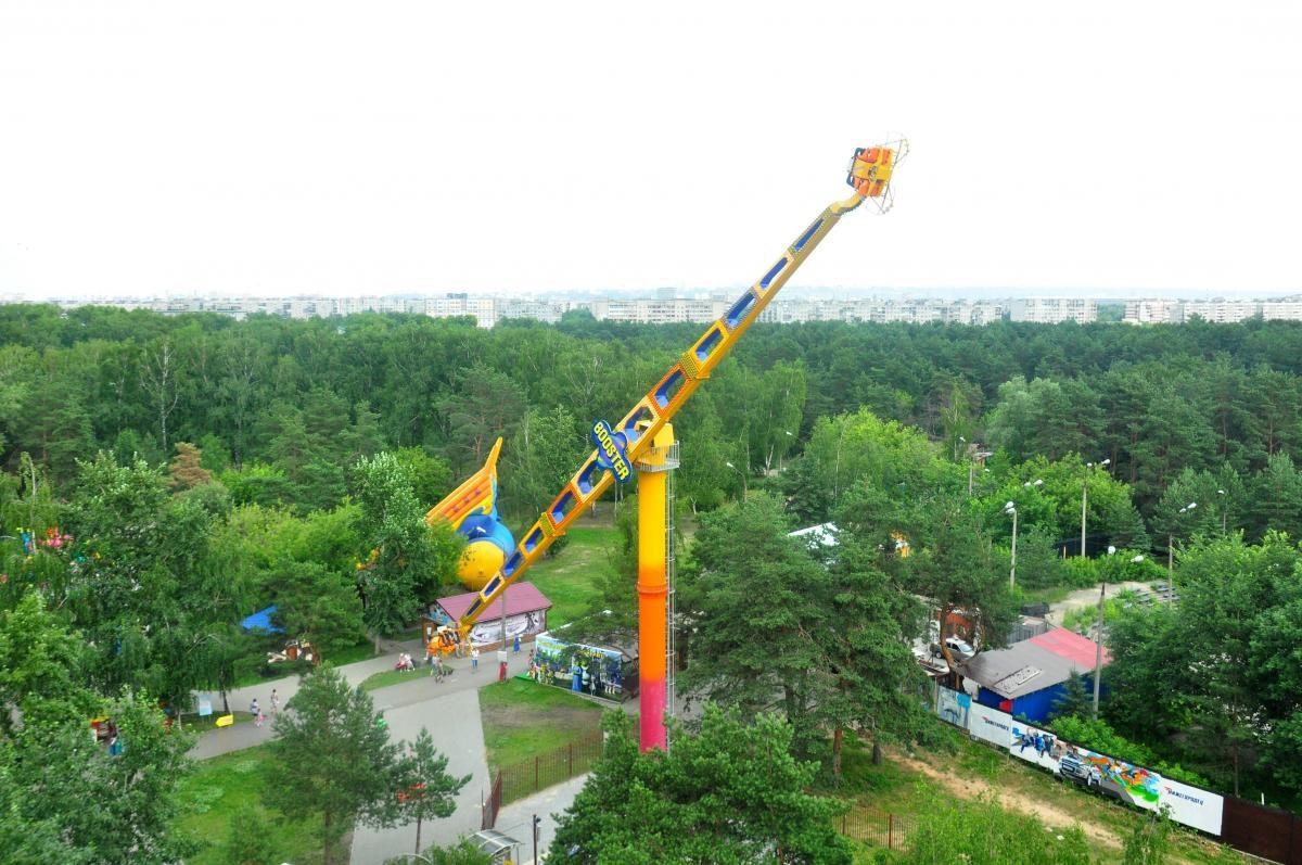 Сормовская лирическая: как московские архитекторы проектировали парк на окраине Горького