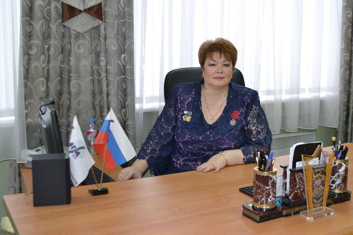 Скончалась директор дзержинского завода герметизирующих материалов и общественный деятель Галина Савченкова