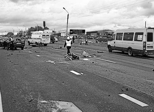 Стало известно состояние пострадавших в тройном ДТП на трассе Нижний Новгород-Казань