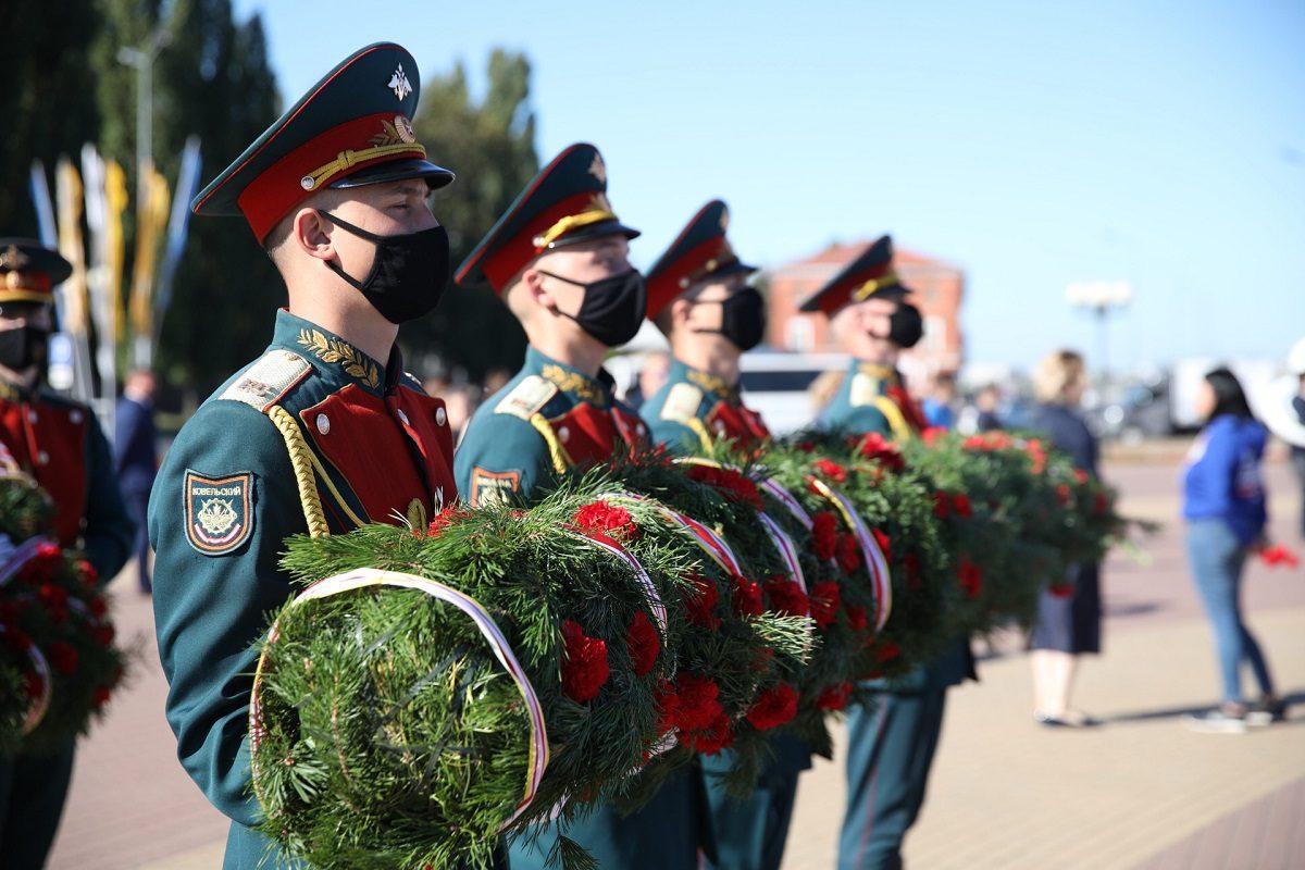 Нижегородская область присоединилась квсероссийской акции «Цветы памяти»
