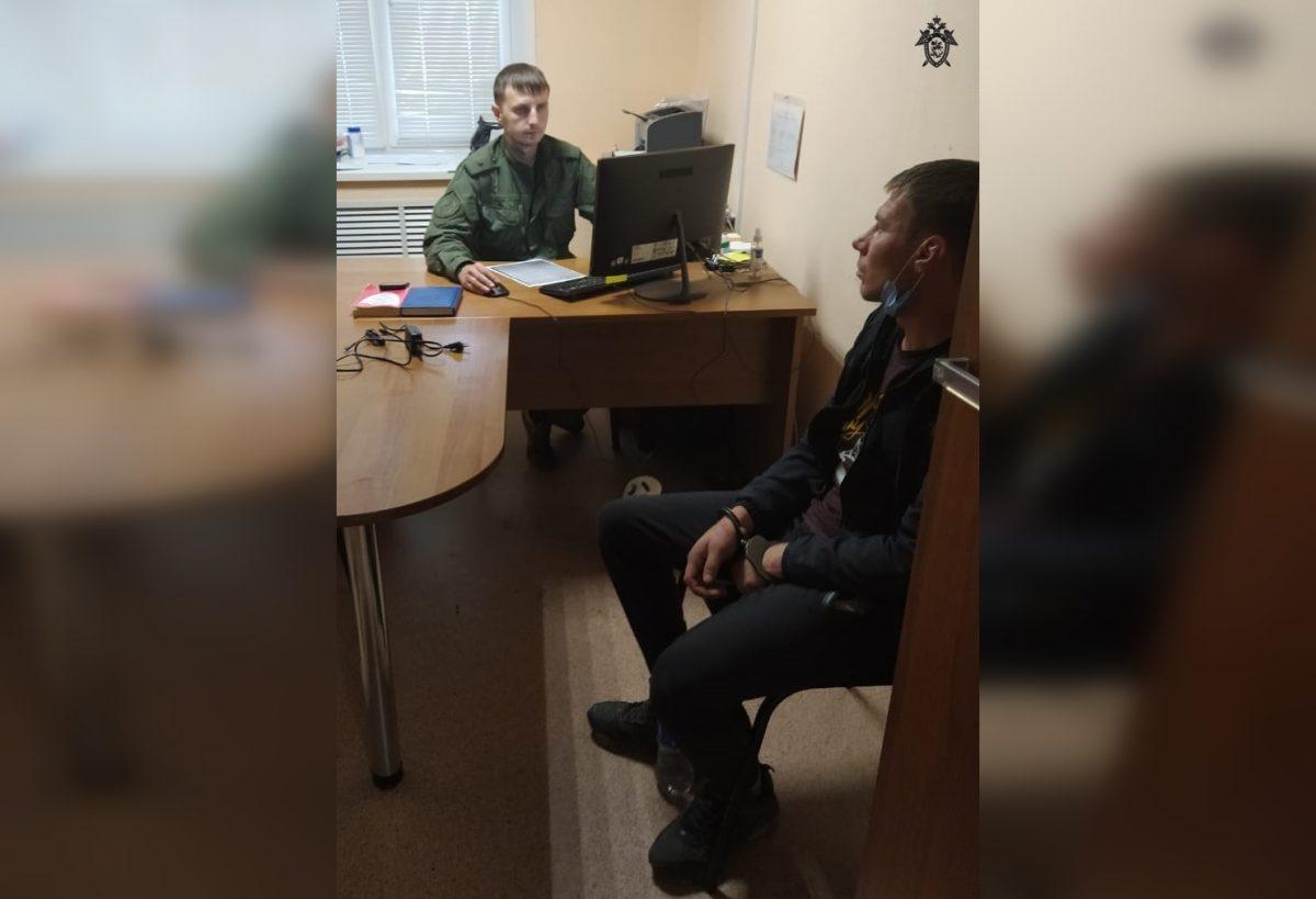 Суд арестовал Павла Суркова, подозреваемого в убийстве 9-летней девочки и женщины на Бору