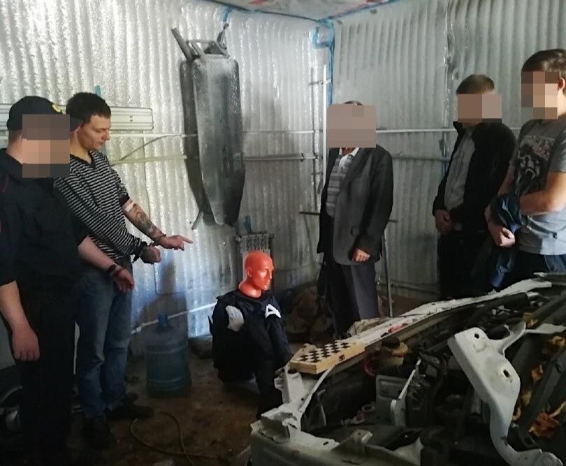 Присяжные единогласно признали виновным жителя Дзержинска, который поджег знакомого из-за оскорбления