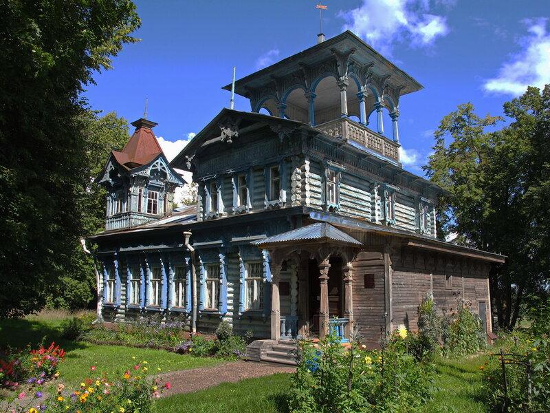 Усадьбу Сергея Беляева можно посетить врежиме онлайн