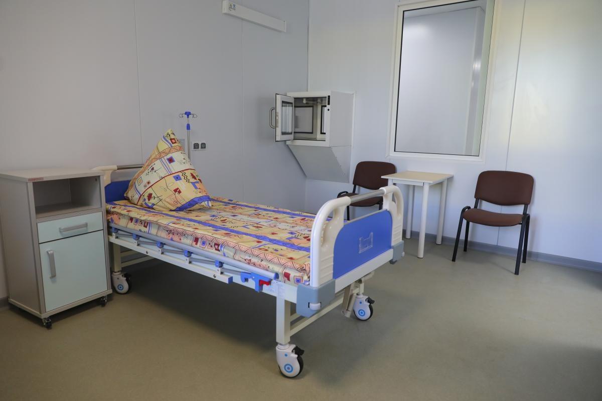 Врачи Нижегородской областной детской больницы всю ночь боролись за жизнь ребенка с гнойным гайморитом ⠀