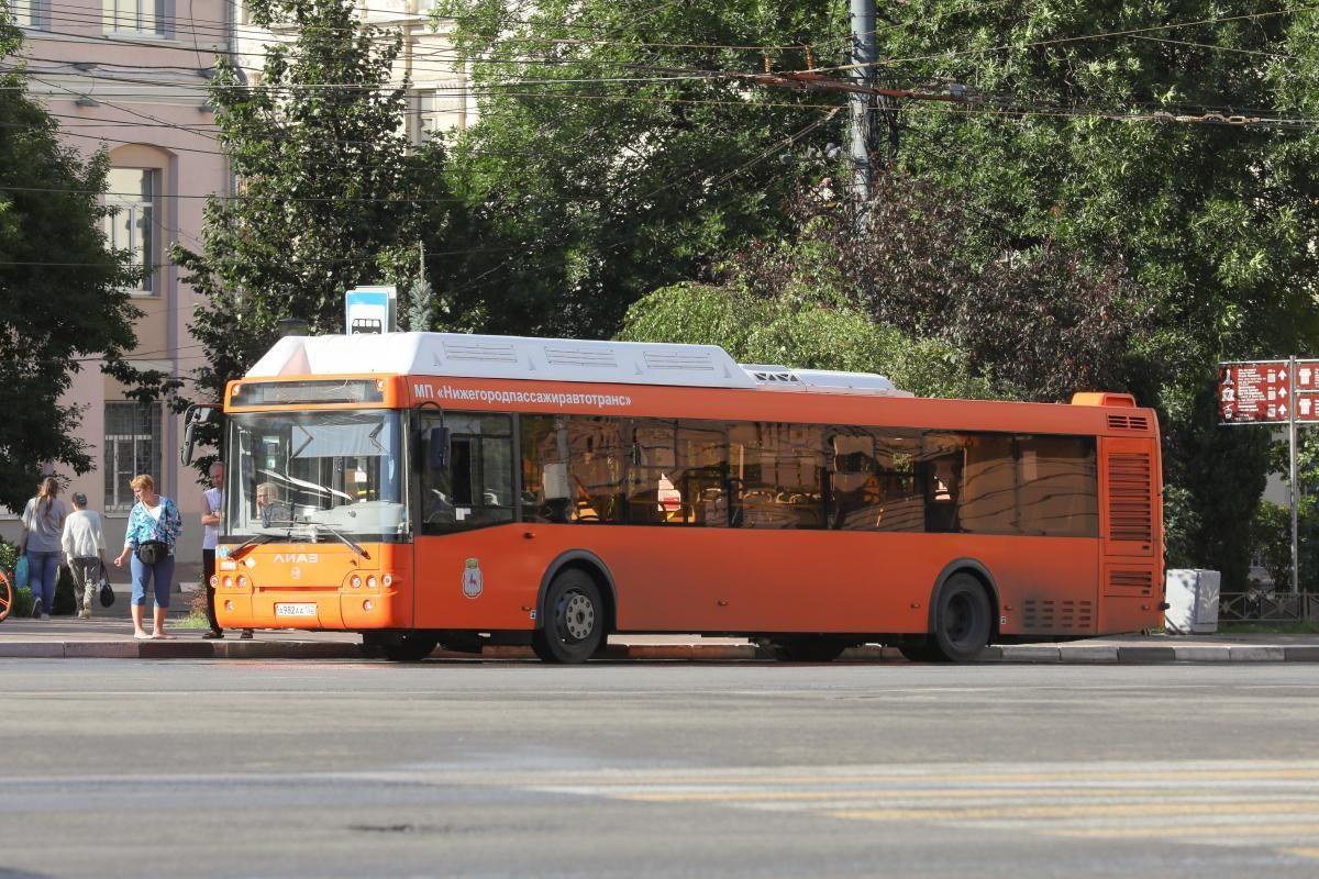 Муниципальные транспортные предприятия Нижнего Новгорода передадут в государственную собственность