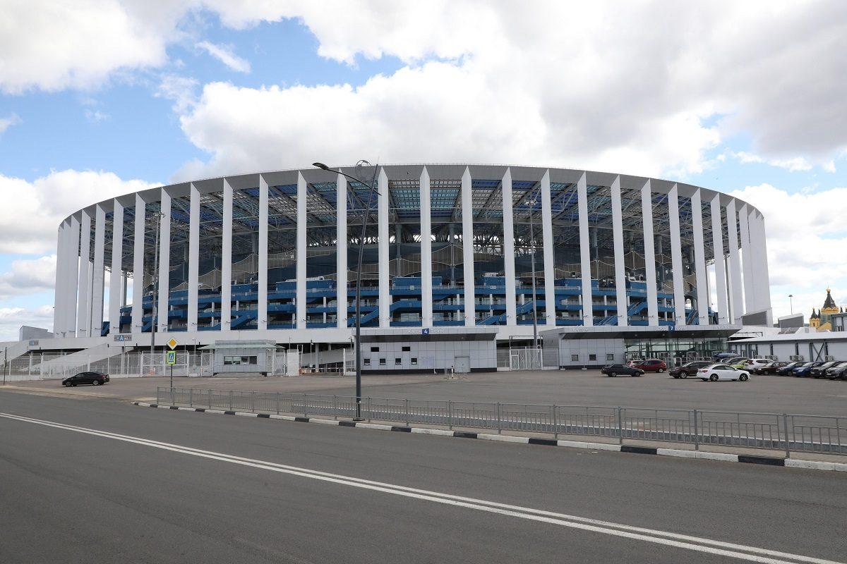 Два турнира по баскетболу пройдут рядом со стадионом «Нижний Новгород»