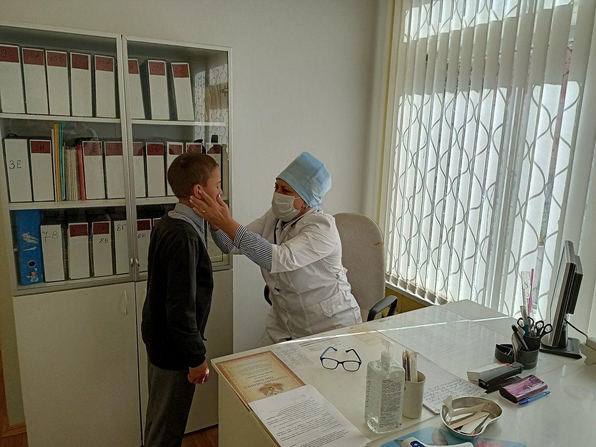 ВНижегородской области началась вакцинация детей отгриппа