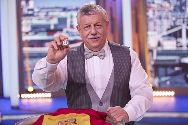 Ведущий «Русского лото» Михаил Борисов скончался во время съемок
