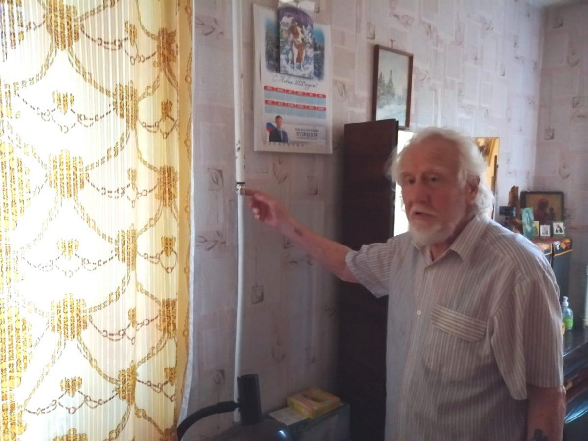 Новое отопление для ветерана и обновлённая дорога в деревне: как члены ОНФ помогают нижегородцам