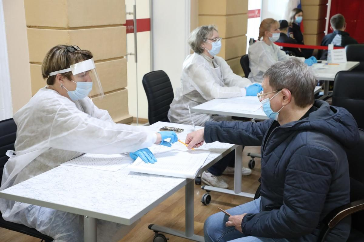 В Облизбиркоме подвели итоги выборов в Нижегородской области