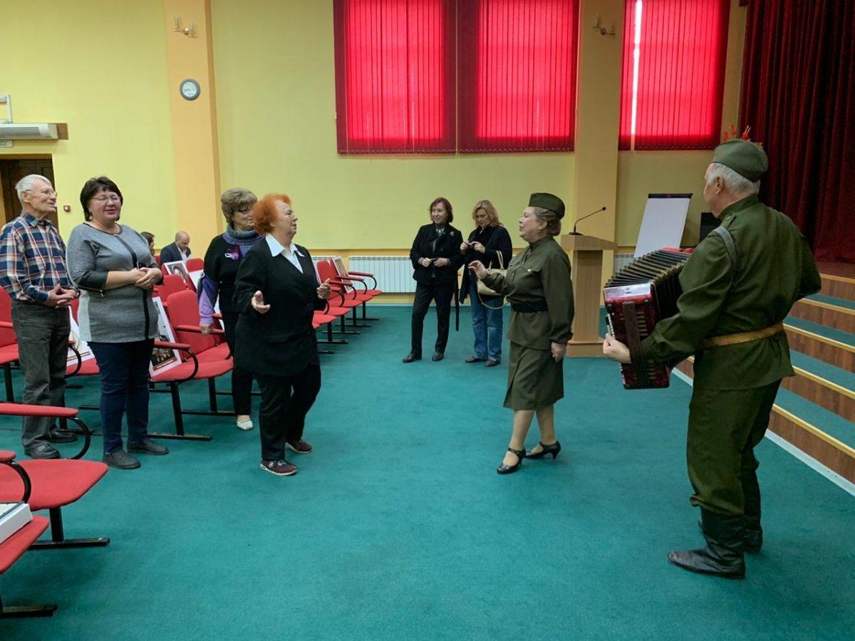 Военный кинофестиваль «Женское лицо войны» начался в Нижегородской области