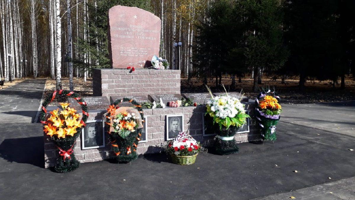 «Парк Победы» в Сеченове благоустроили за 5,4 млн рублей