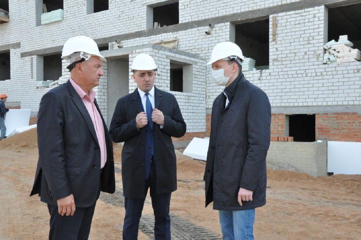 ВАрзамасе 76 человек получат новые квартиры врамках программы расселения изаварийного фонда
