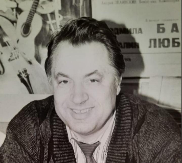 Скончался директор Детской школы искусств Александр Бондаренко