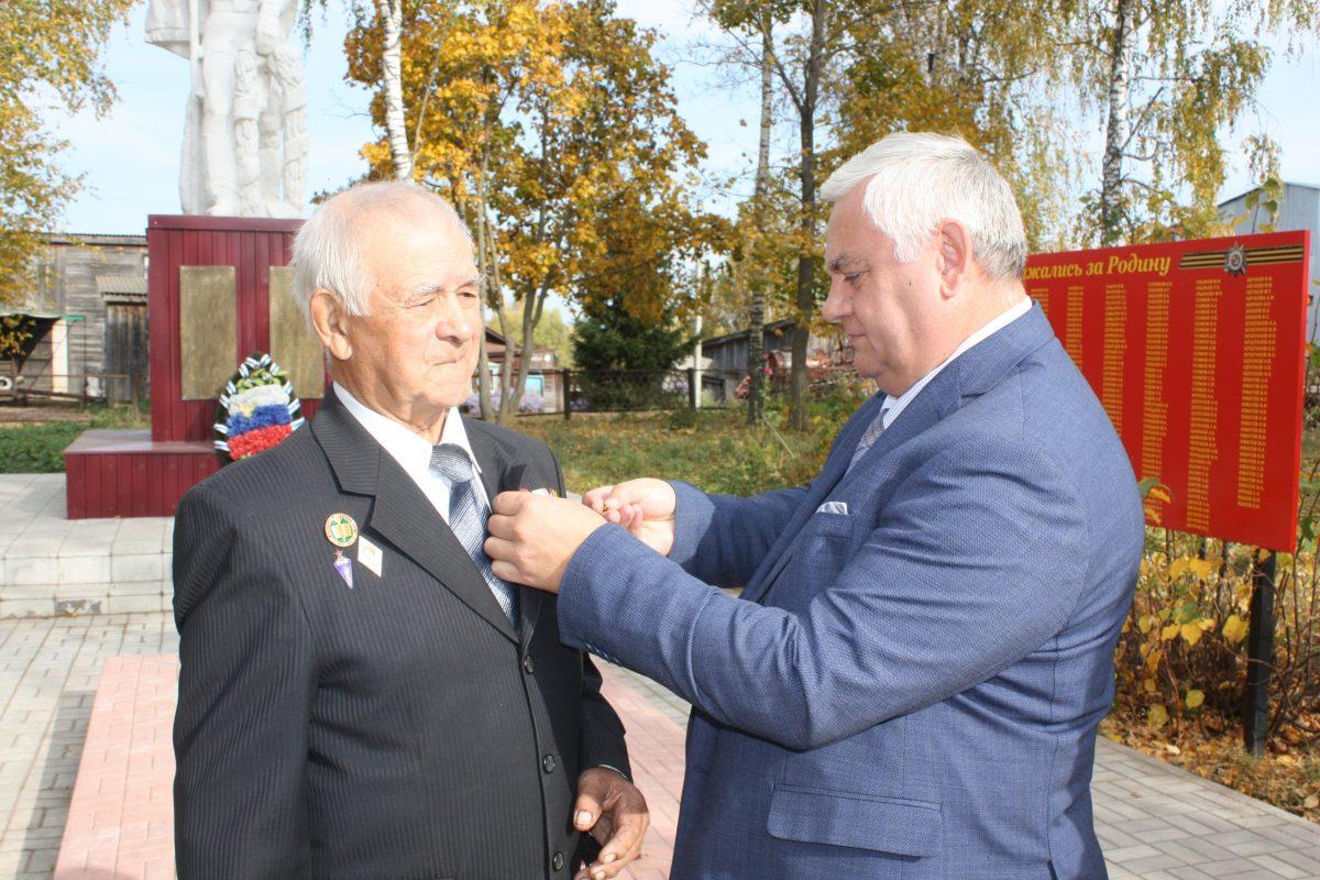 Нижегородец Юрий Баринов собирает сведения освоих земляках-фронтовиках