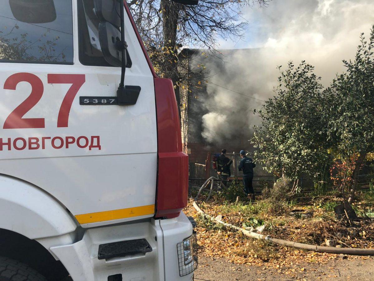 На пожаре в Советском районе обнаружили еще два тела