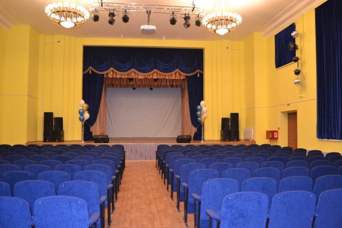 ВДальнем Константинове завершился капитальный ремонт районного дома культуры