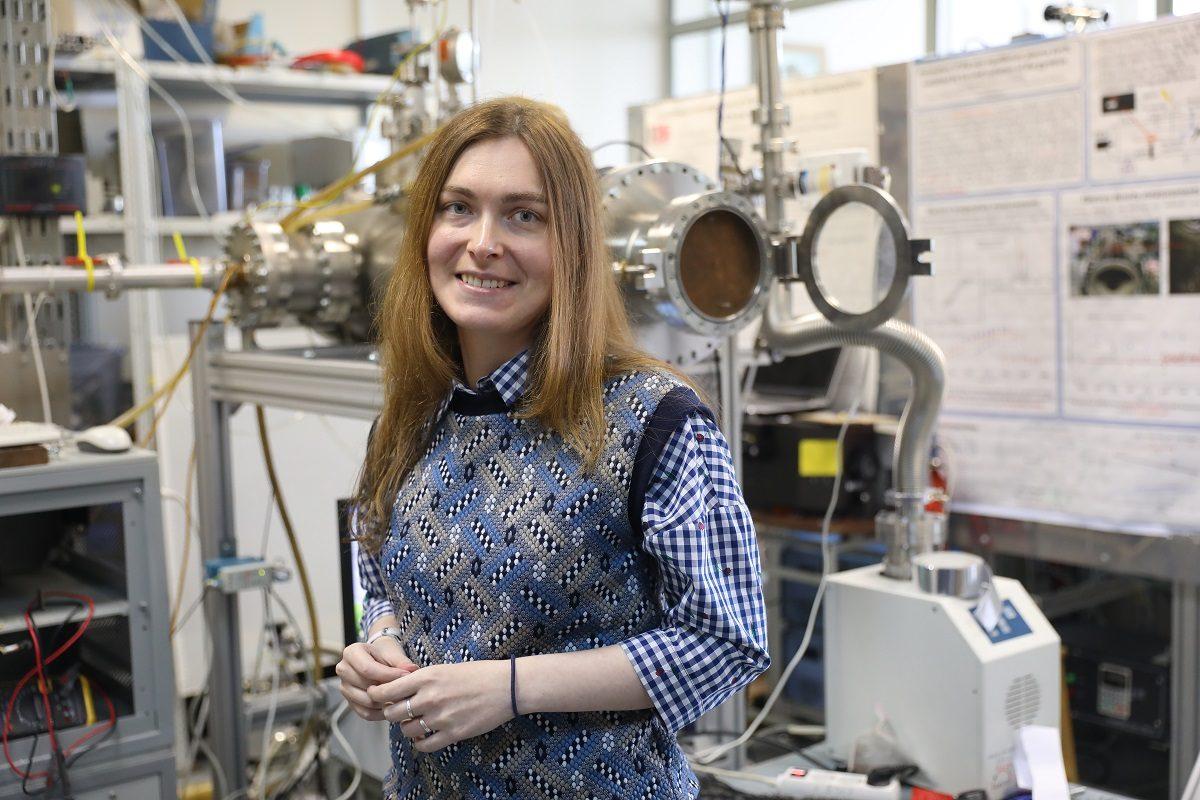 Нижегородка Дарья Смирнова рассказала, как стала лучшей женщиной-учёной этого года