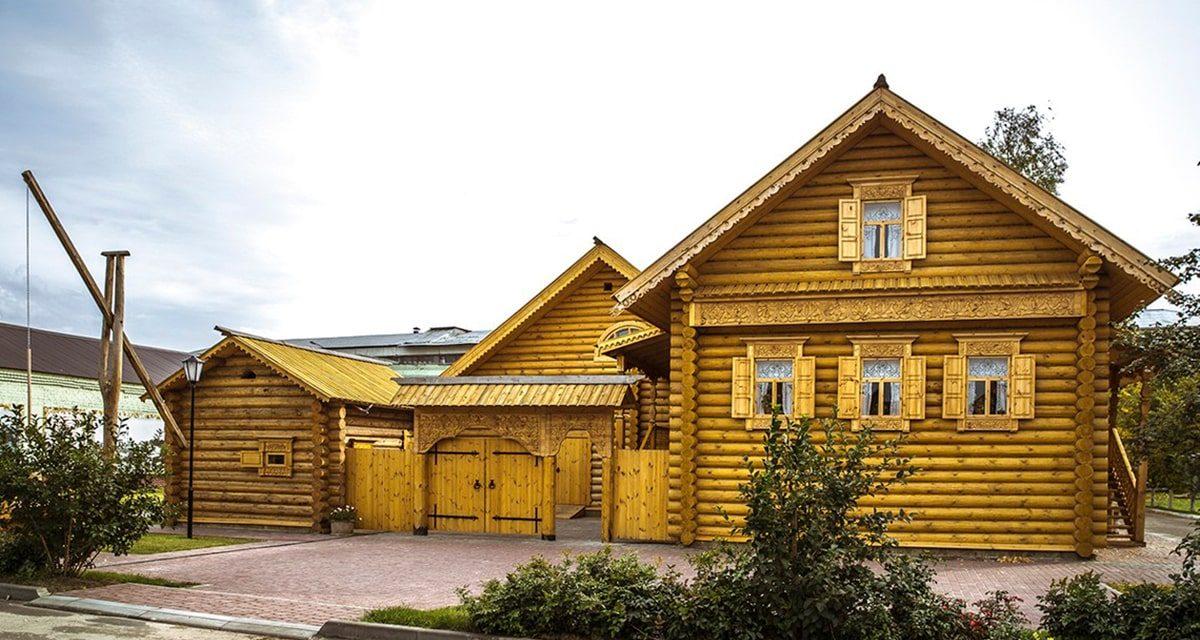 «Росгосстрах» застраховал колоритный музей «Дом Семена-ложкаря» в Семёнове