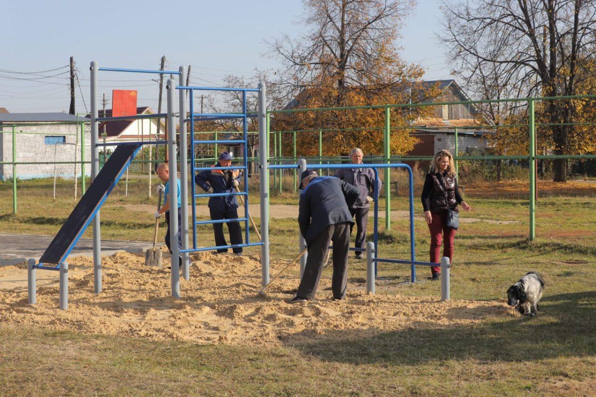 3 проекта реализуются впоселках городского округаДзержинска поинициативе местных жителей