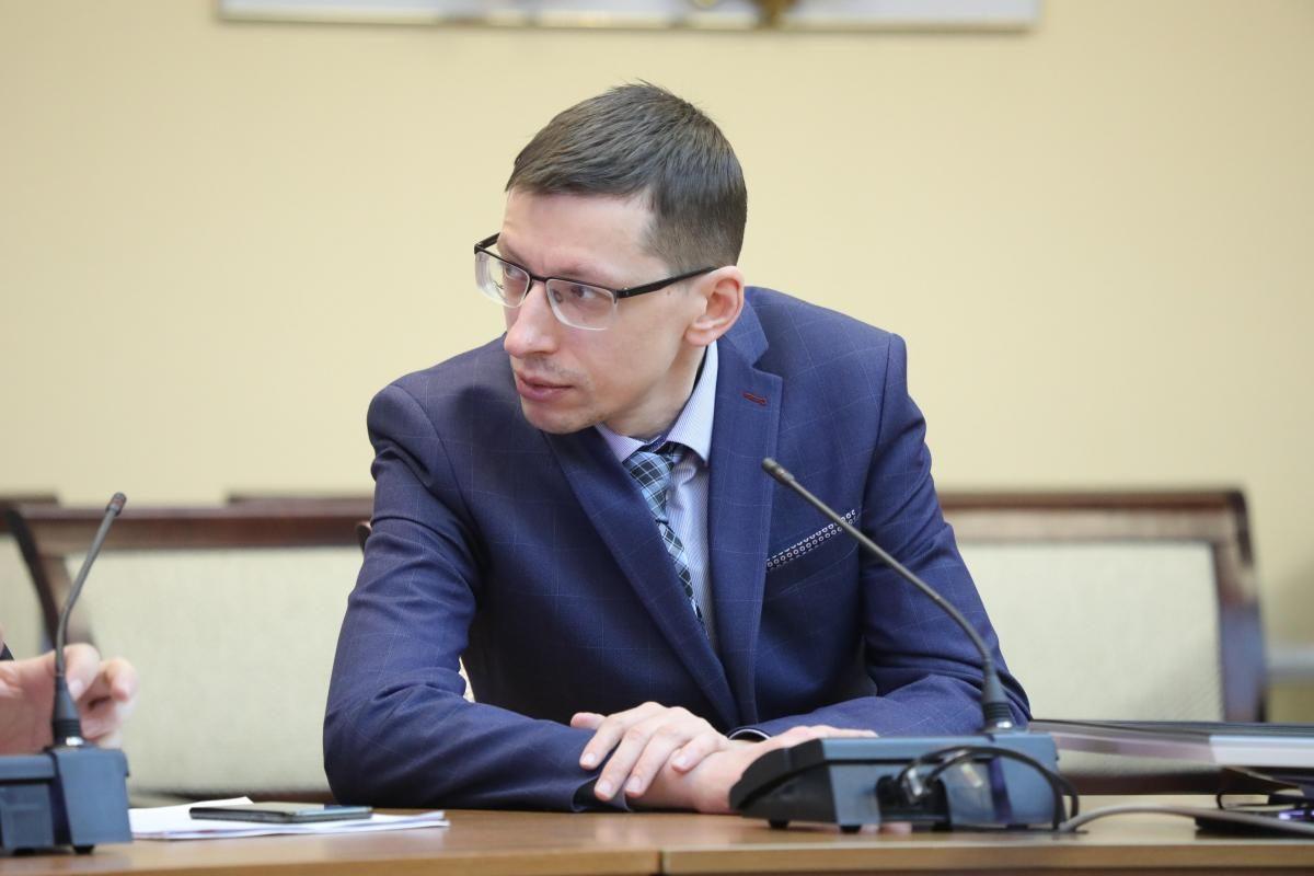 Замгубернатора Нижегородской области Егор Поляков проведёт личный приём граждан