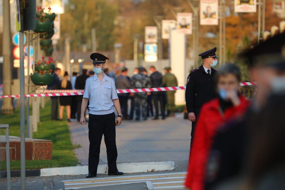 Полиция призывает нижегородцев не участвовать в несанкционированных акциях