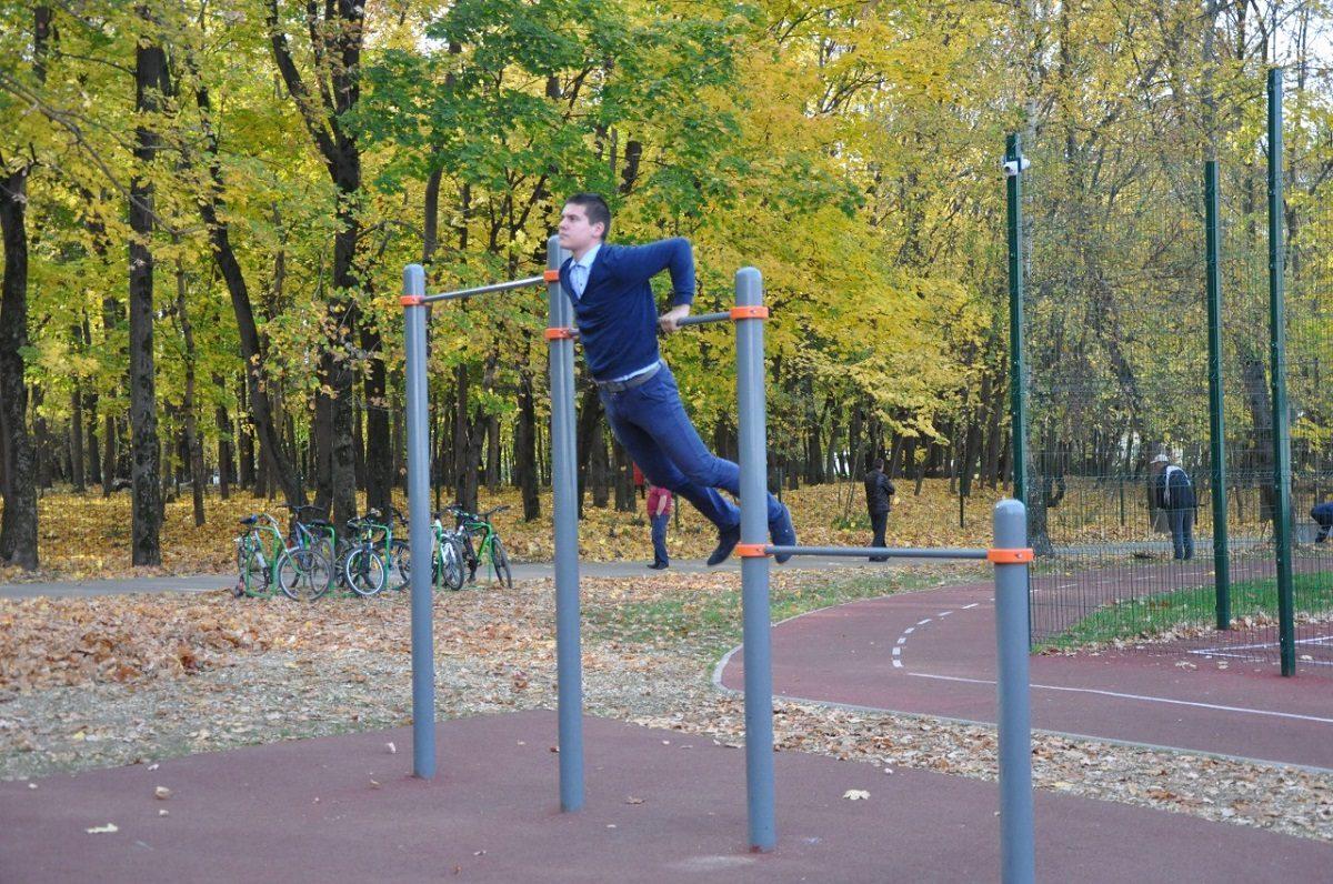 ВАрзамасе напришкольных территориях появляются масштабные спортивные объекты