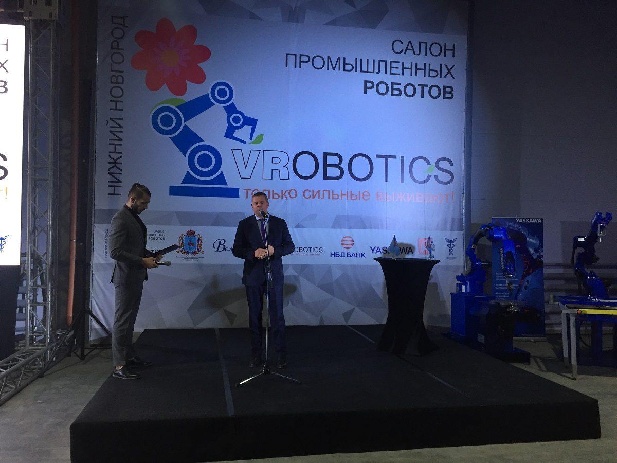 Глеб Никитин: «Нижегородские предприятия активно включились вработу посозданию импортозамещающих производств»