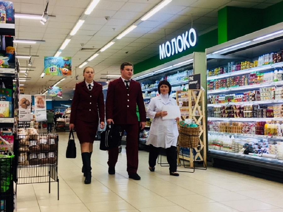 Роспотребнадзор снял с реализации 200 кг мяса в Нижегородской области