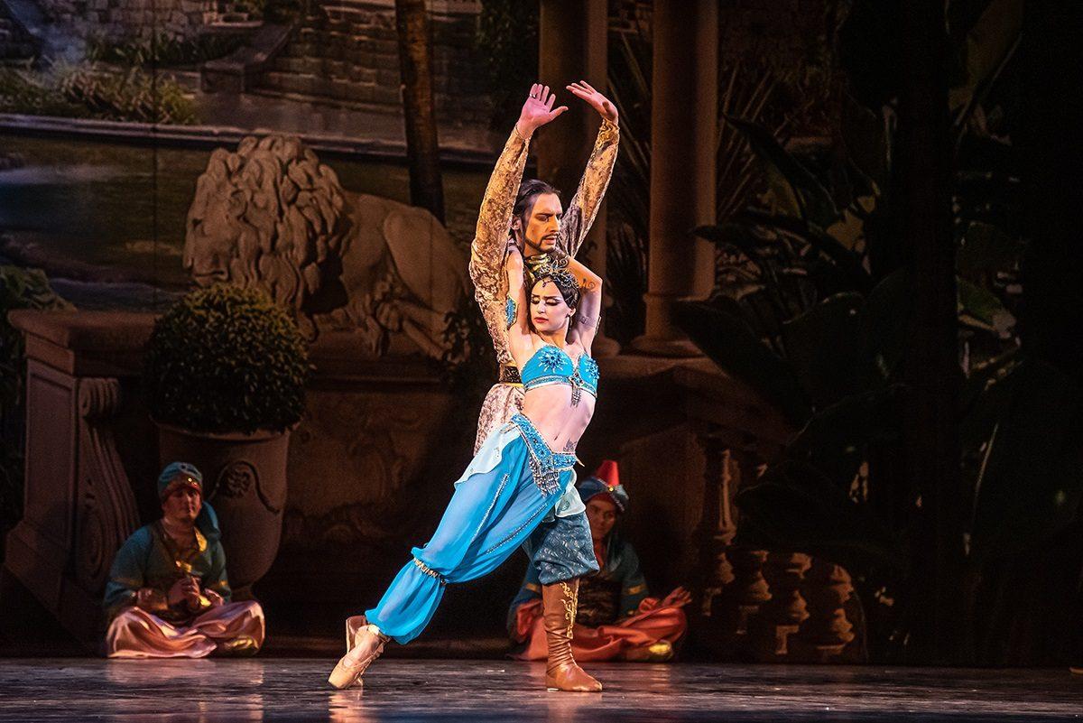 Нижегородский оперный театр покажет балет «Корсар» на международном фестивале в Чебоксарах