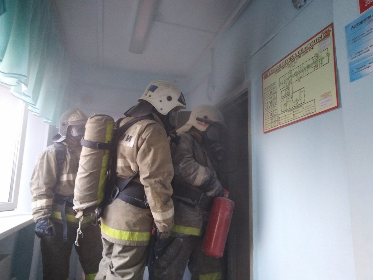 Более 200 человек эвакуировали из детского сада в Нижегородской области
