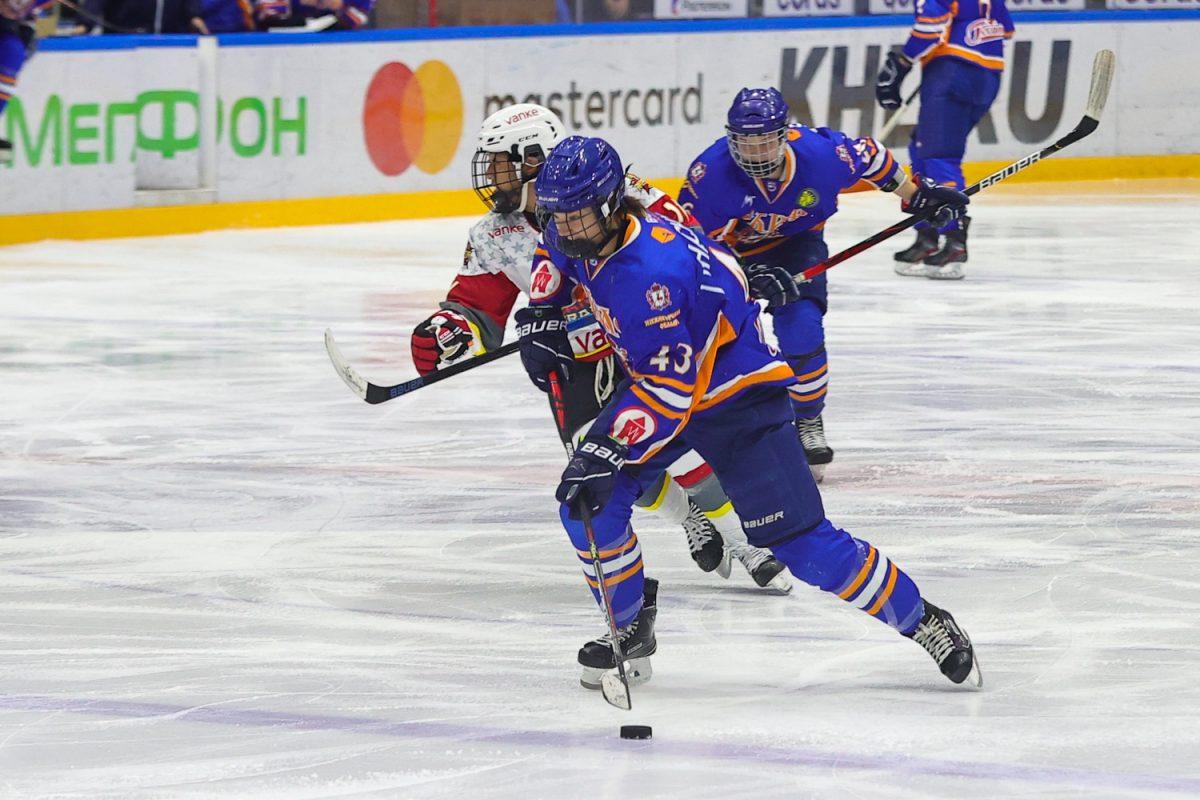 Хоккеистки нижегородского клуба «СКИФ» обыграли действующего чемпиона
