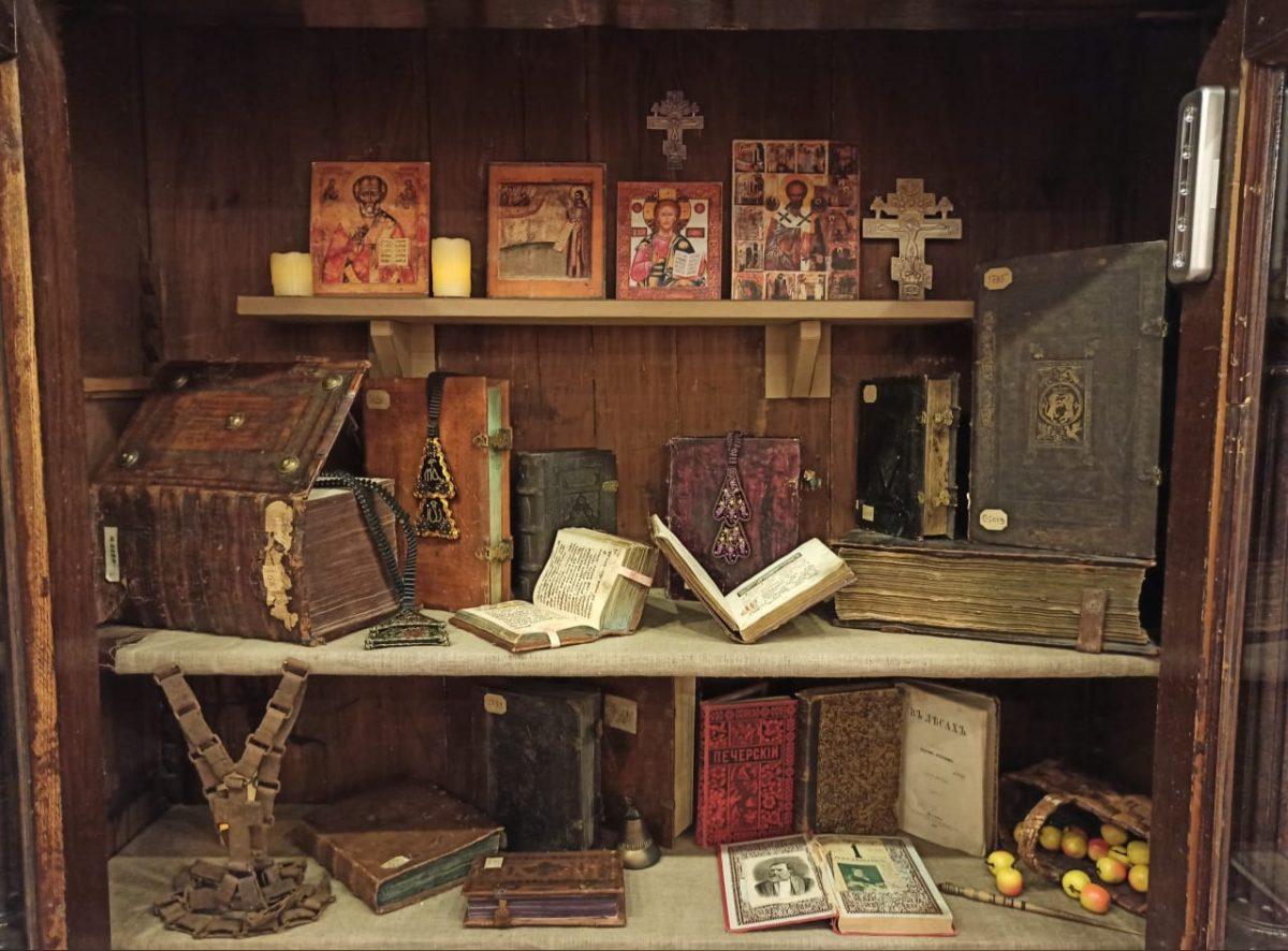 Выставку о нижегородских старообрядцах откроют в Музее книги