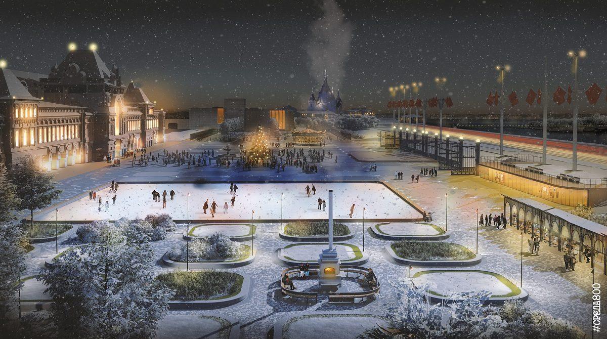 Видное место: как изменится территория Нижегородской ярмарки