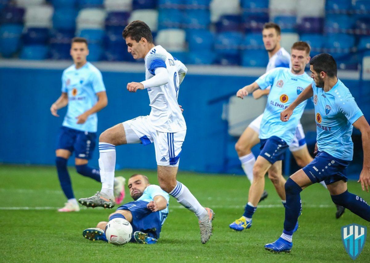 ФК «Нижний Новгород» и «Оренбург» разошлись миром