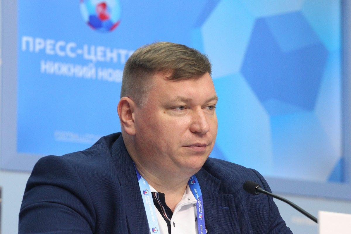 Бывший гендиректор ФК «Нижний Новгород» станет главой Канавинского района