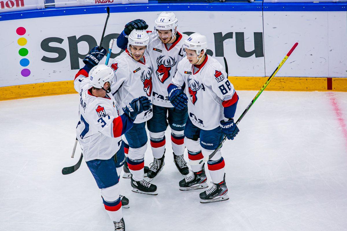 Нижегородское «Торпедо» победило в Хабаровске
