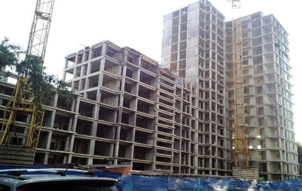 Проблемный дом ЖСК «ЖДПриокский» достроят к концу 2021 года