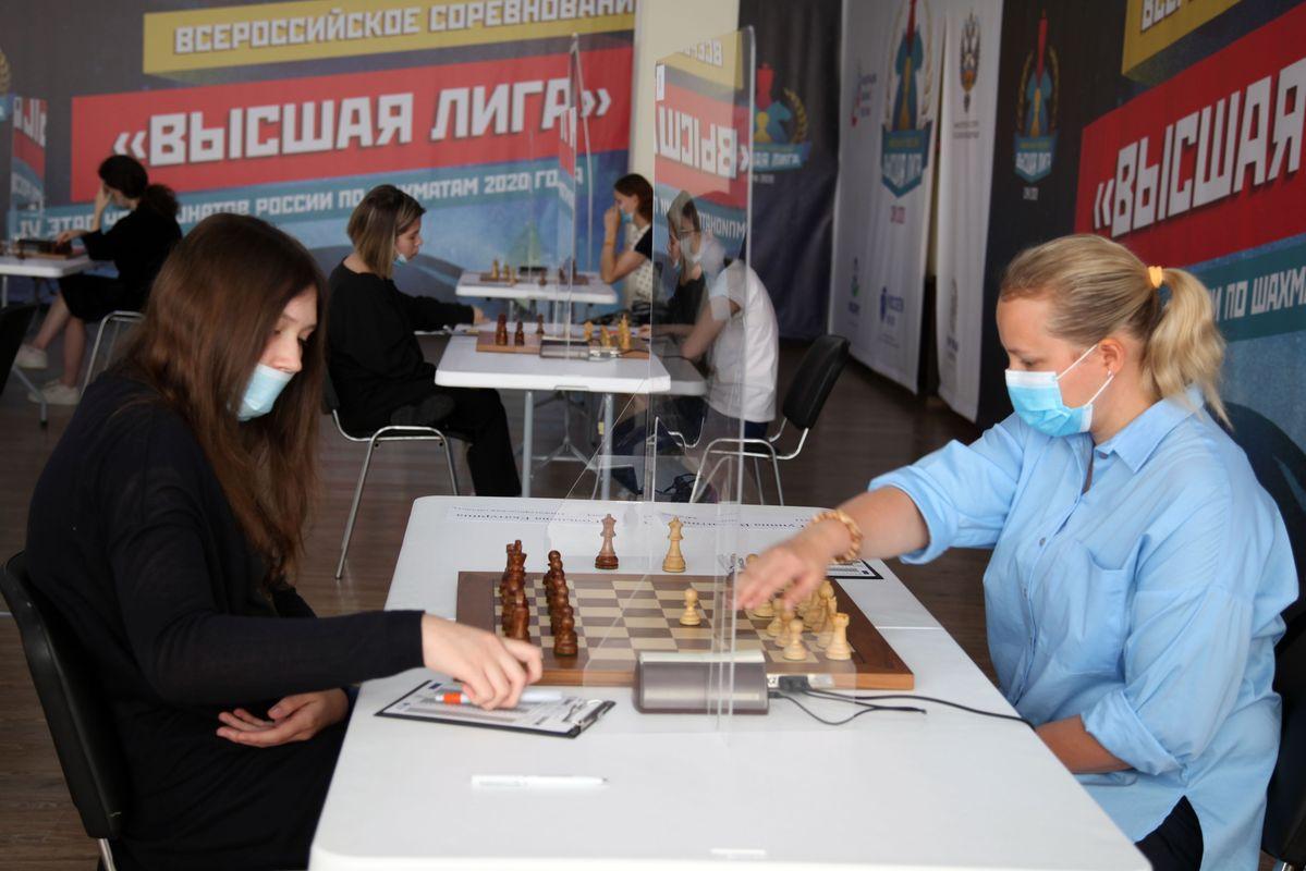 Нижегородская шахматистка Екатерина Гольцева не попала в Суперфинал чемпионата России